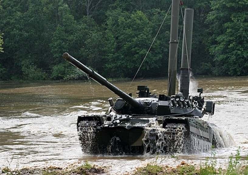 Кантемировская дивизия 13 танковый полк