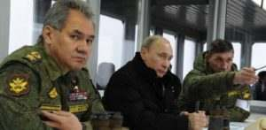 Военная политика Путина