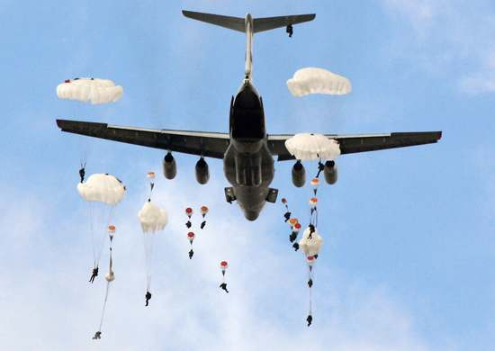 Воздушно-десантные войска Российской Федерации
