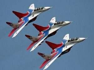 Военно-воздушные силы Российской Федерации