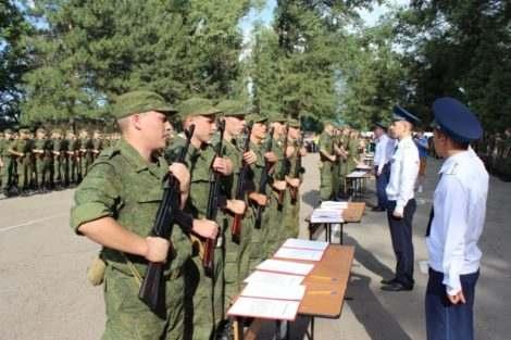 Воинская часть 20926 в Ростове на Дону