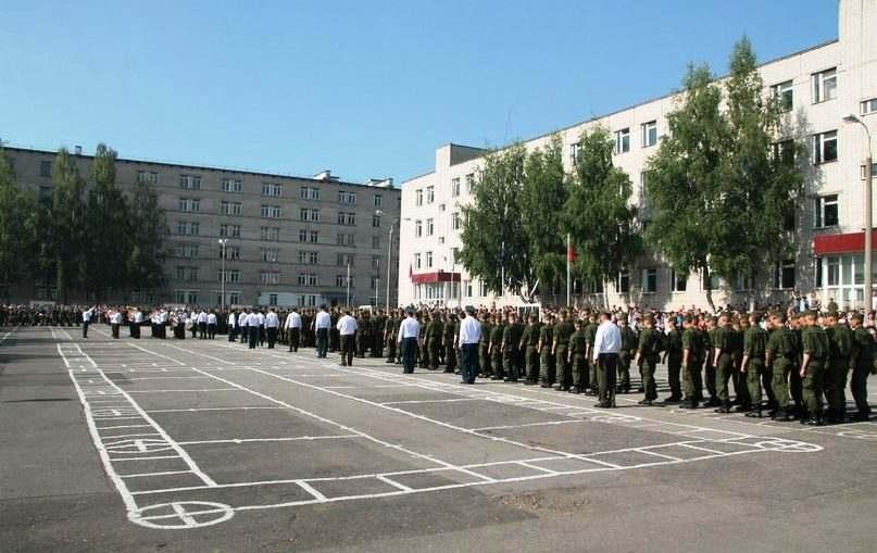 Город Ковров - Воинская часть 30616-4