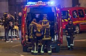 Теракты в Париже 2015