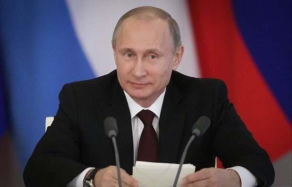 Успехи Путина во внешней политике