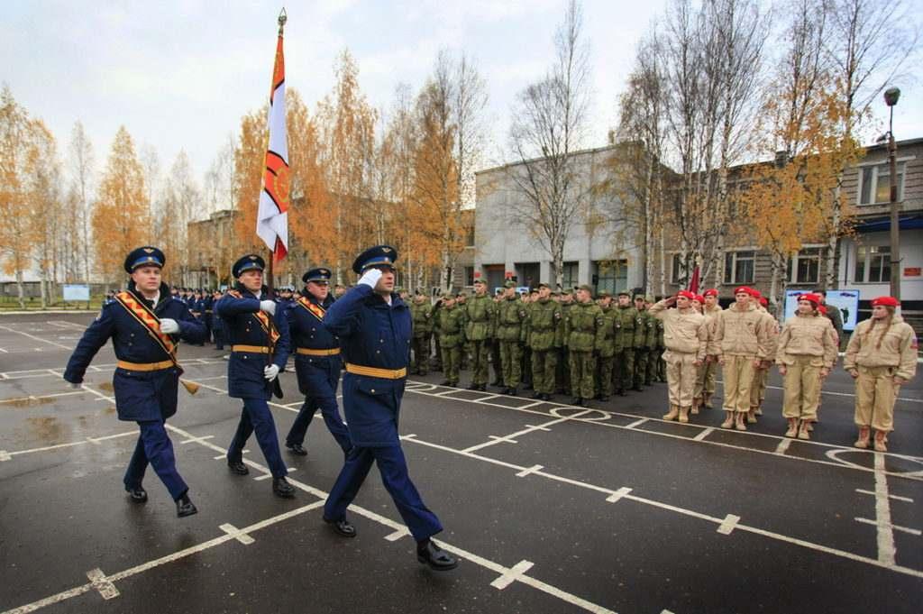 Воинская часть 21514 - Архангельск