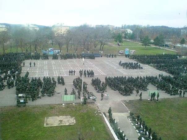Воинская часть 44980 Сергеевка