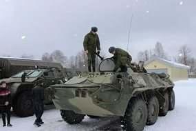 Войсковая часть 34096-Йошкар-Ола