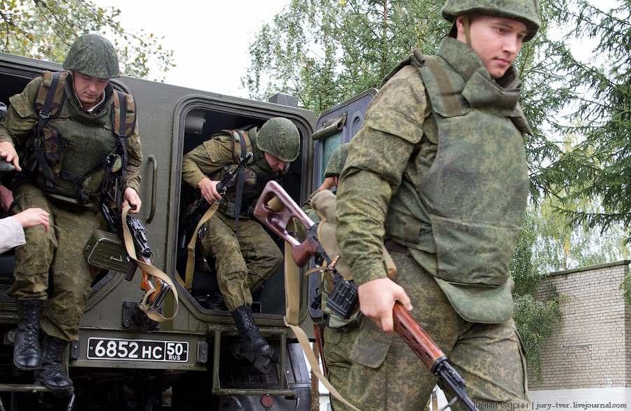 Войсковая часть 54055-Козельск