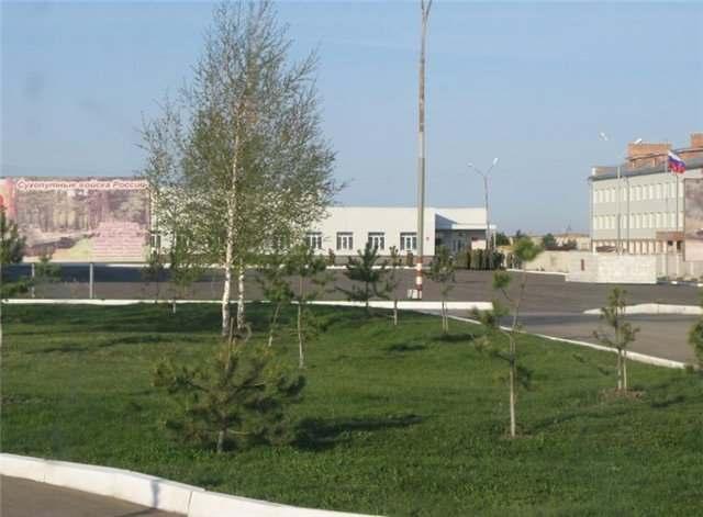 Юрга Кемеровская область-воинская часть 59361