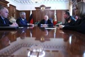 Национальная гвардия на базе внутренних войск МВД
