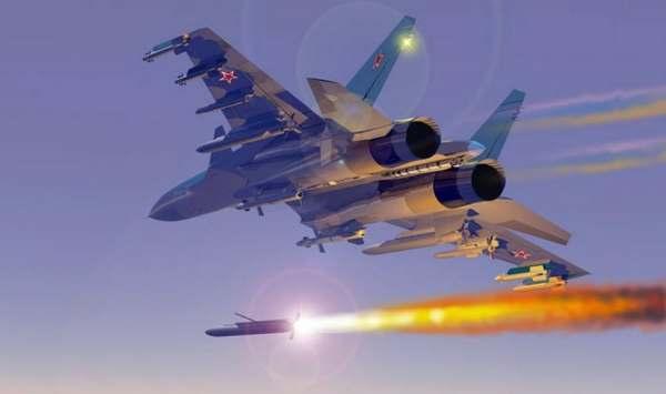 Россия против Игил