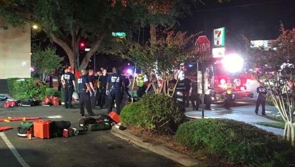 Массовое убийство в гей клубе в Орландо