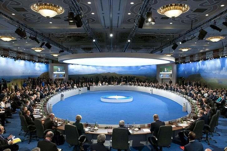 Саммит стран НАТО в Варшаве