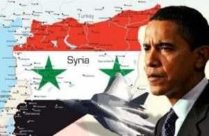 ракетный удар США по Сирии