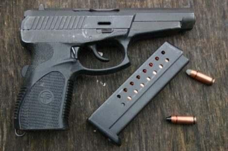Особенности пистолета СР-1
