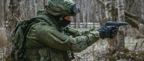 Русский спецназ - пистолет СР-1