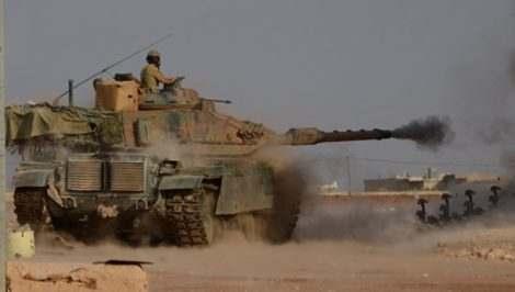 Боевые действия в Сирии в 2017 году