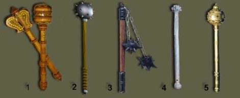 Этапы развития оружия