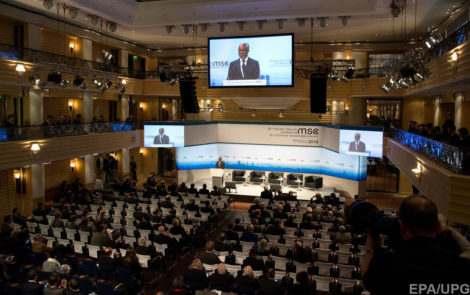 Мюнхенская конференция по безопасности в 2017