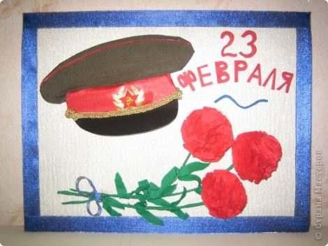Подарки своими руками на день защитника отечества