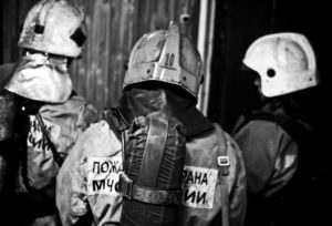 Служба пожарных и спасателей