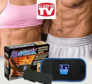 Пояс для похудения Ab Gymnic