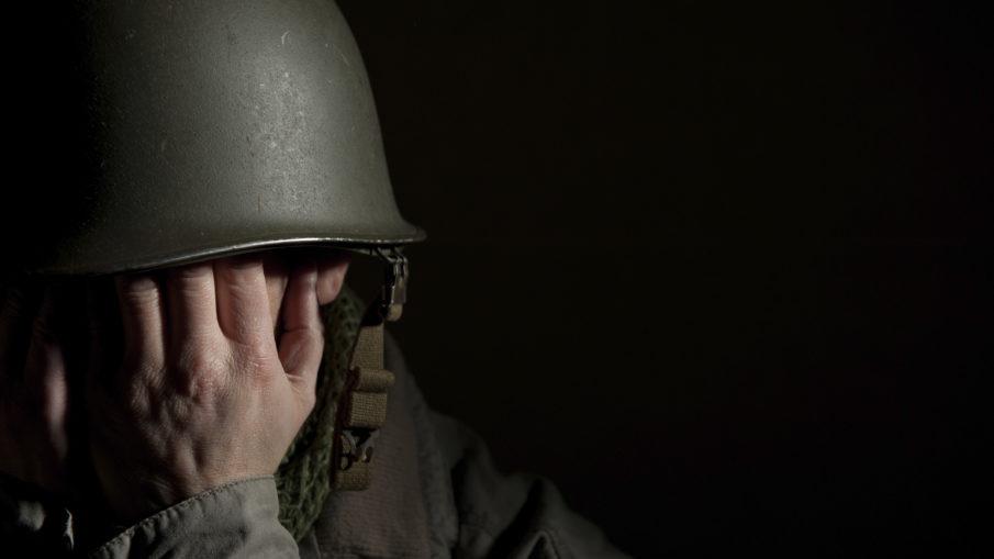 Психические расстройства у военнослужащих