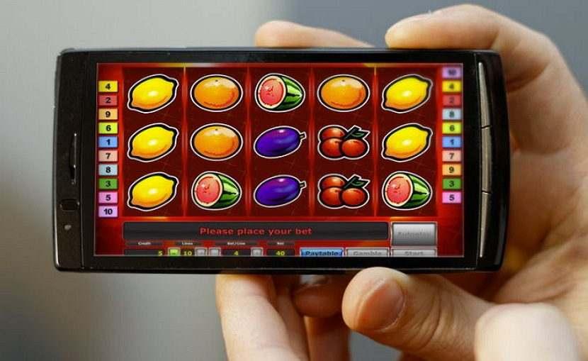 Скачать мобильные игровые автоматы