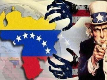 США давят на Венесуэлу