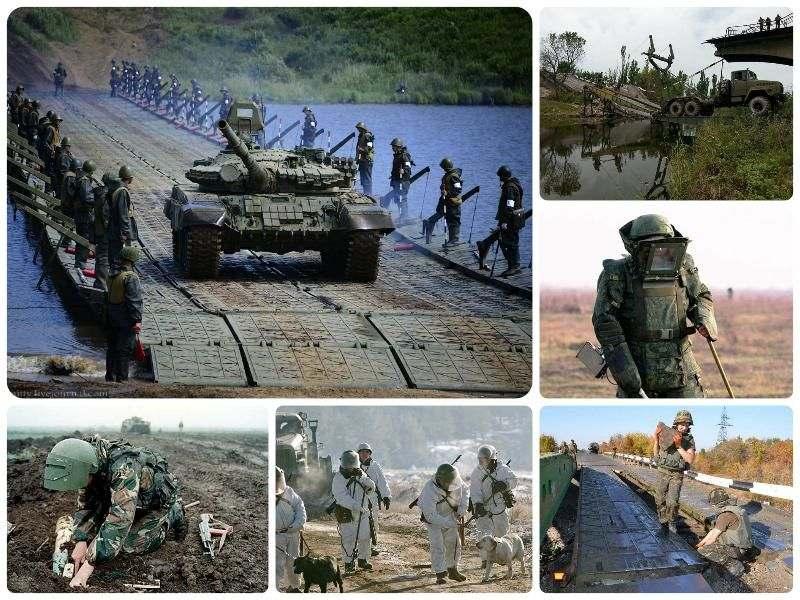 День инженерных войск Российской Федерации