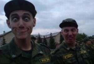 Наркомания в армии