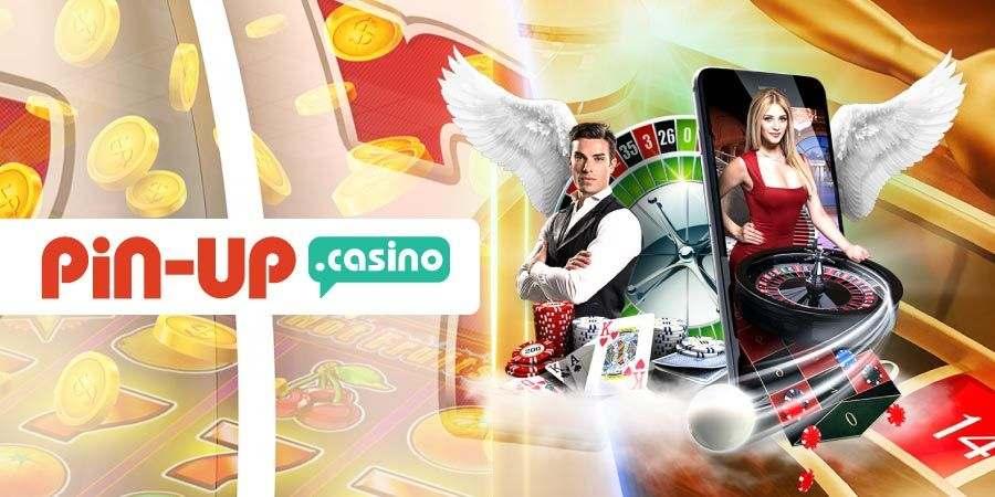 Официальный сайт онлайн казино Пин Ап