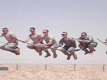 В США лучшая армия