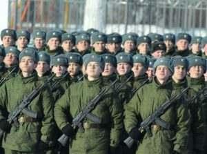 служба в русской армии