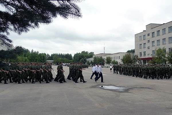 Воинская часть 41516