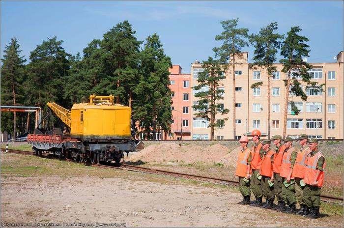 857 учебный центр железнодорожных войск