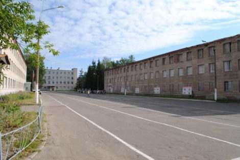 Воинская часть 33877 Чехов