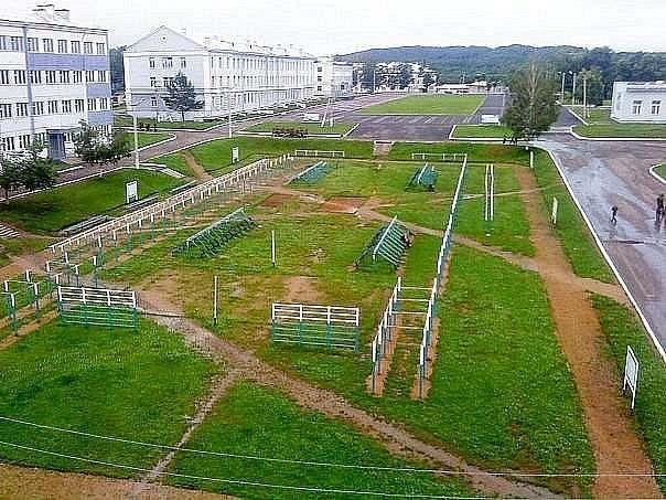 Воинская часть 46102 город Бикин Хабаровский край