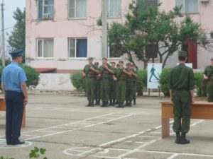 Астрахань воинская часть 03007