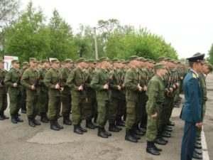 Уссурийск воинская часть 11388