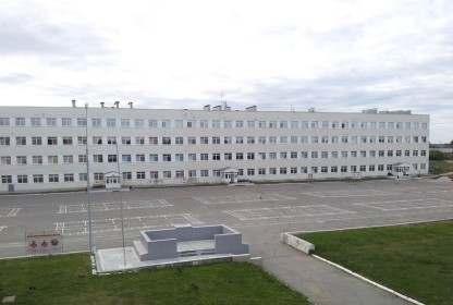Верхняя Пышма - воинская часть 28331