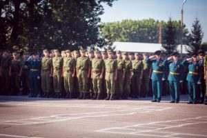 Воинская часть 20115 - Острогожск