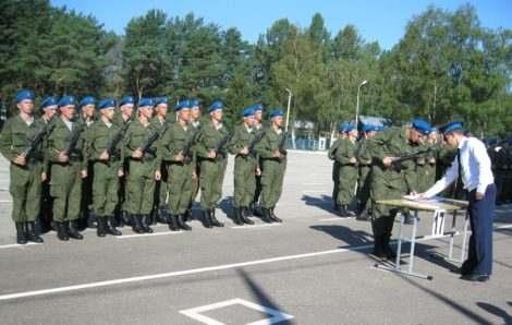 Воинская часть 32515