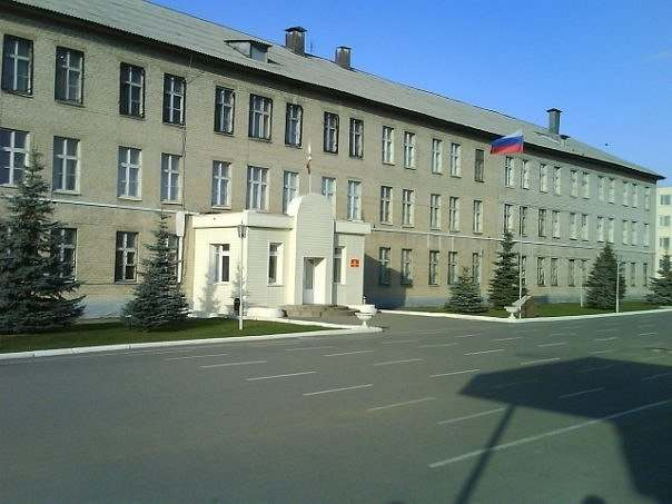 Воинская часть 34081 - Екатеринбург