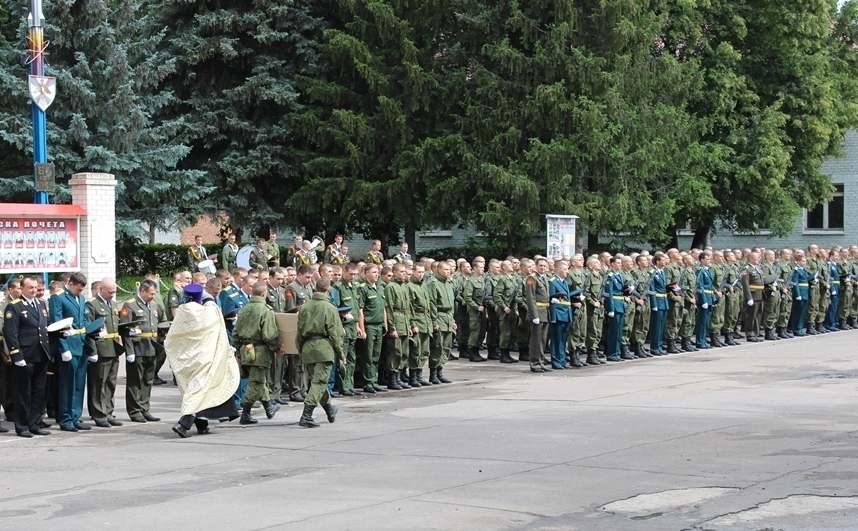 Воронеж - воинская часть 14254