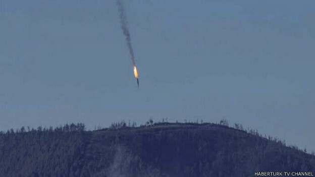 Зачем Турция сбила СУ-24
