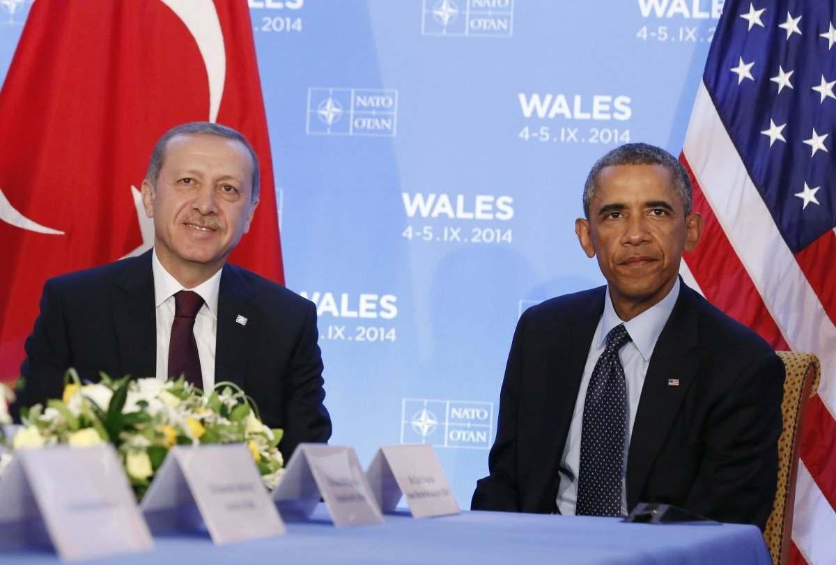 Турция союзник Игил
