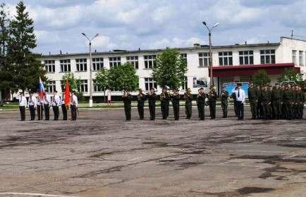 Воинская часть 34048 Тейково