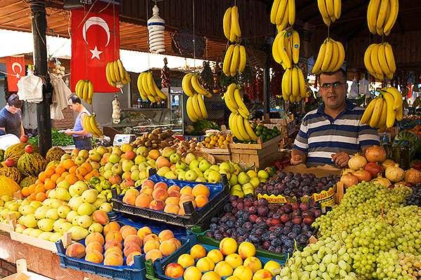 Турецкие фермеры и санкции 2015