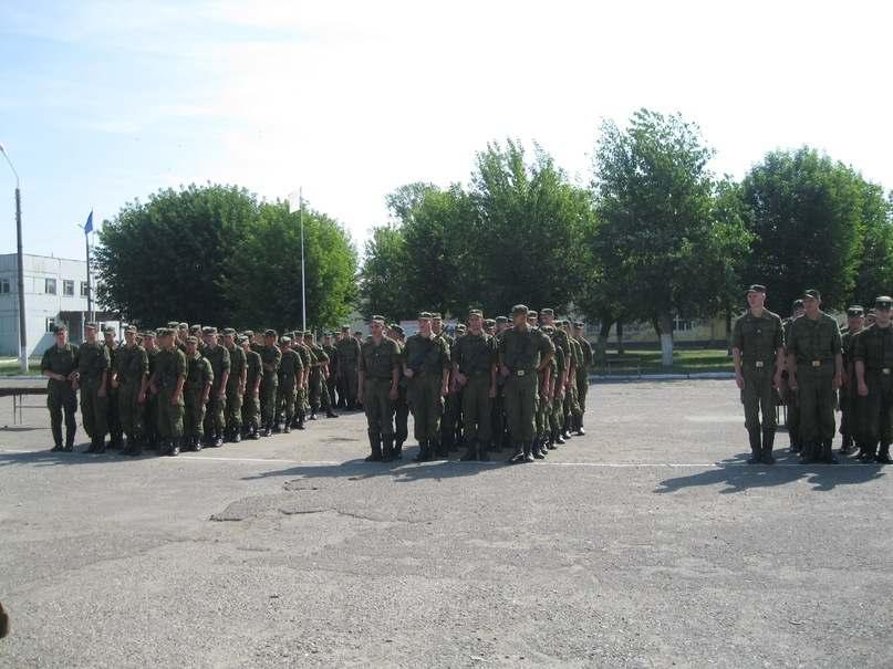 Воинская часть 30683